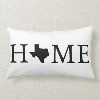 Texas statlig HEM- Lumbardekorativ kudde