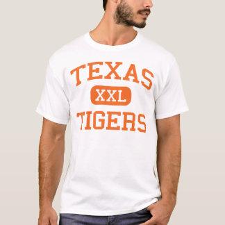 Texas - tigrar - högstadium - Texarkana Texas Tshirts
