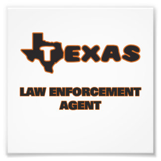 Texas tillsatta lagaragent fototryck
