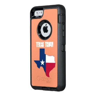Texas tuffiphone case OtterBox iPhone 6/6s fodral