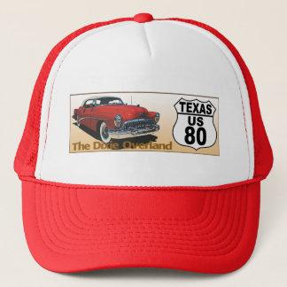 Texas US rutt 80 - Dixien Overland Truckerkeps