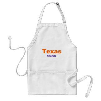 Texas-vänner Förkläde