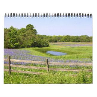 Texas vår kalender