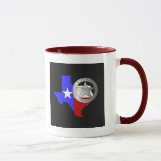 TexaspolisTeaparty - svart Mugg