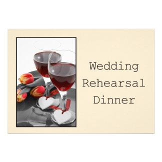 Text för anpassningsbar för brölloprepetition midd