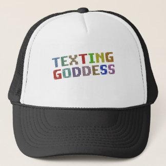 texting gudinna truckerkeps
