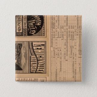 Textsida av Lehigh daljärnväg Standard Kanpp Fyrkantig 5.1 Cm