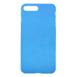 Texturerad Aqua iPhone 7 Plus Skal