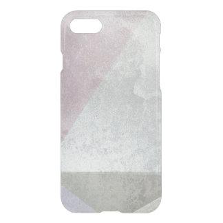 Texturerad geometrisk triangel iPhone 7 skal