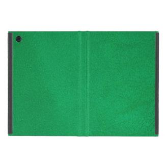 Texturerad smaragd iPad mini skal