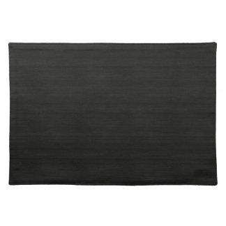 Texturerad svart bordstablett