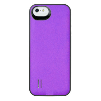 Texturerad Violet iPhone SE/5/5s Batteri Skal