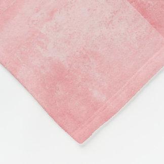 Texturerade rosor fleecefilt