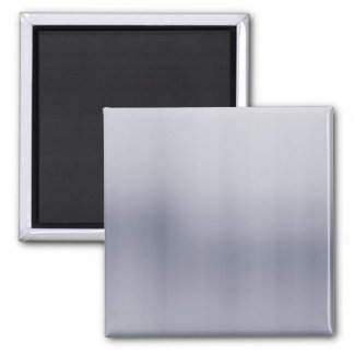 Texturerat skina borstat aluminium magnet