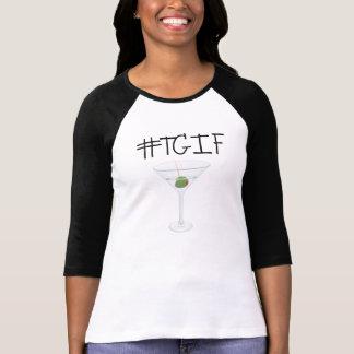 TGIF-hashtagtshirt Tröja