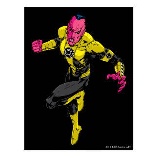 Thaal Sinestro 1 Vykort