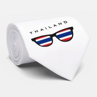 Thailand skuggar den beställnings- text- & slips