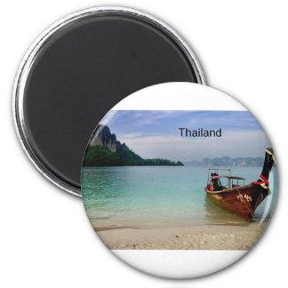 Thailand strand i Krabi (St.K) Magnet