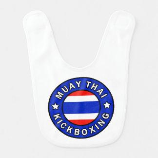 Thailändska Muay Hakklapp