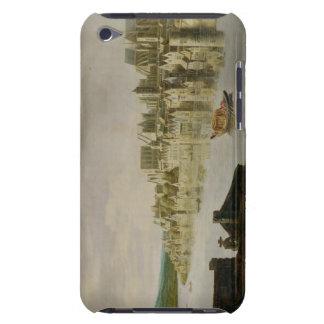 Thamesen på Westminster trappor, c.1630 (olja på p iPod Touch Hud