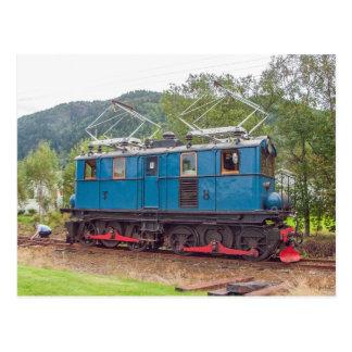 Thamshavnbanen lokomotivnr. 8 vykort