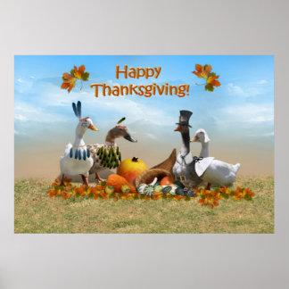 Thanksgivingankor Poster