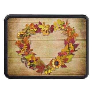 Thanksgivinghjärtahaken täcker dragkroksskydd