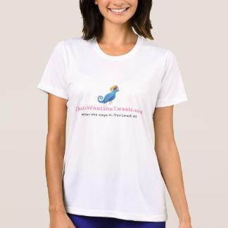 That'sWhatSheTweets.com - DamkapacitetsMicro Tshirts