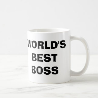 The Office, World's Best Boss Coffee Mug