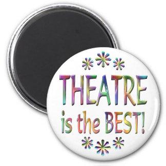 Theatren är det bäst magnet