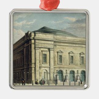 Theatreroyal, Drury Lane, i London som är designad Julgransprydnad Metall