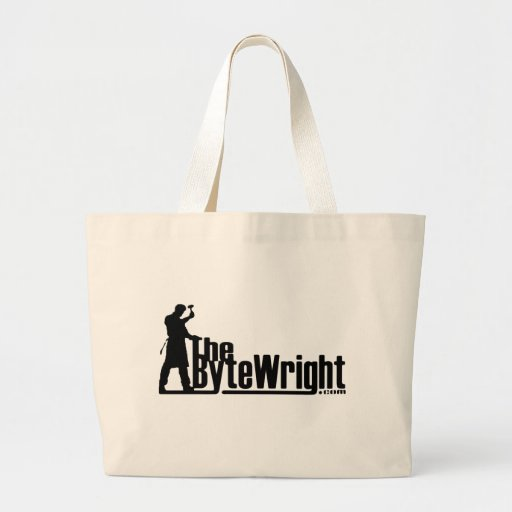 TheByteWright.com Tote Bags