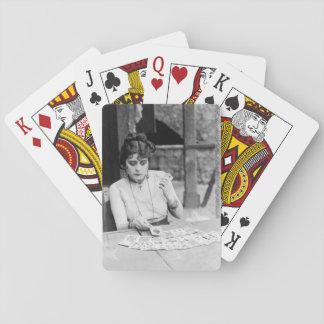 Theda tysta Bara 1915 filmar Kortlek