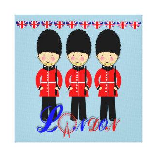 Themed bild för gulliga London vakter
