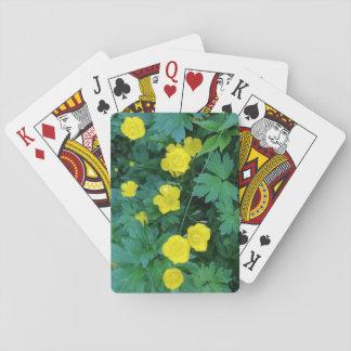 Themed standarda leka kort för Buttercup Casinokort