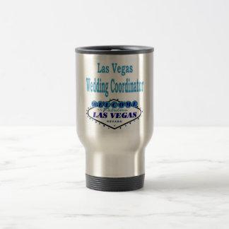 Thermo mugg för Las Vegas bröllopkoordinator