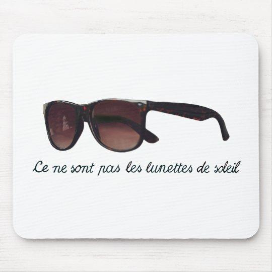 These are not sunglasses musmatta