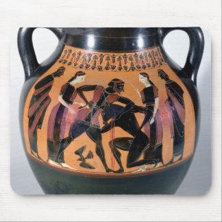 Theseus som slåss Minotauren Musmatta