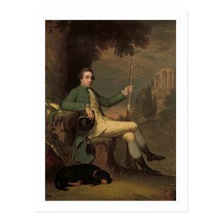 Thomas Graham, Baron Lynedoch (1748-1843) c.1769 ( Vykort