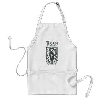 THORIN OAKENSHIELD™ skyddar symbol Förkläde
