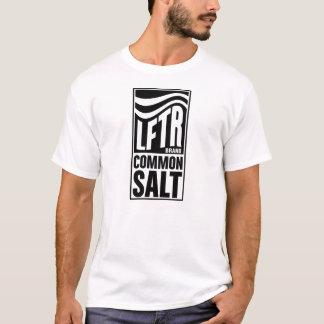 Thorium LFTR brännmärker salt Tee Shirts