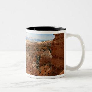 Thor's_Hammer_Bryce_Canyon_Utah United States Två-Tonad Mugg