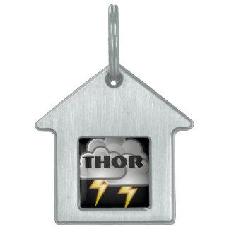 Thors vrede ID-bricka husdjur