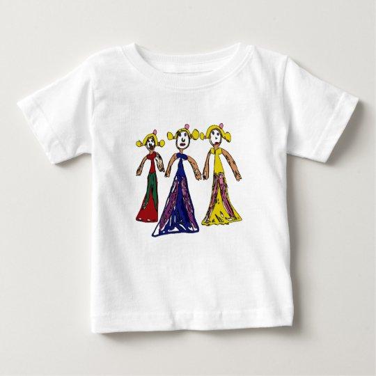 Three Princesses T-shirt