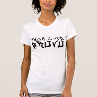 ThugLyfe Provo T-tröja T Shirts