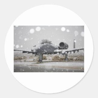 THUNDERBOLT A-10 RUNT KLISTERMÄRKE