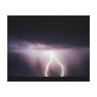 Thunderstorm Canvastryck