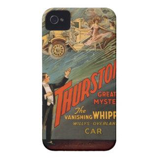 Thurston - försvinna Whippet iPhone 4 Cases