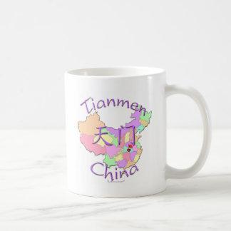 Tianmen china kaffemugg