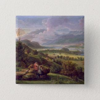 Tiber dal standard kanpp fyrkantig 5.1 cm